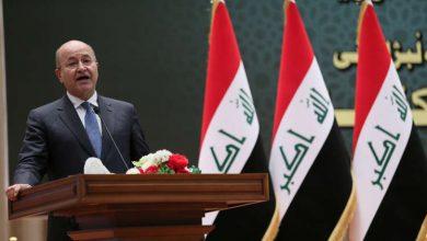 Photo of برهم صالح: العراق خسر ألف مليار دولار منذ سقوط نظام صدام