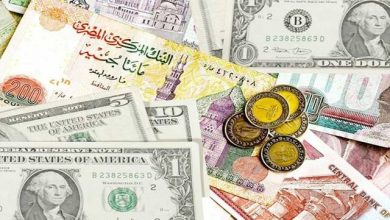 Photo of الجنيه المصري يرتفع أمام الدولار منذ بداية العام الجاري