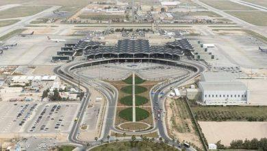 Photo of انخفاض حركة الطائرات عبر مطار الملكة علياء