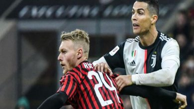Photo of ميلان يفوز على يوفنتوس بثلاثية ويتأهل لدوري أبطال أوروبا