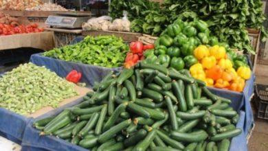 Photo of أسعار الخضروات بسوق العبور للجملة اليوم.. الطماطم بين 1.5-3 جنيهات للكيلو