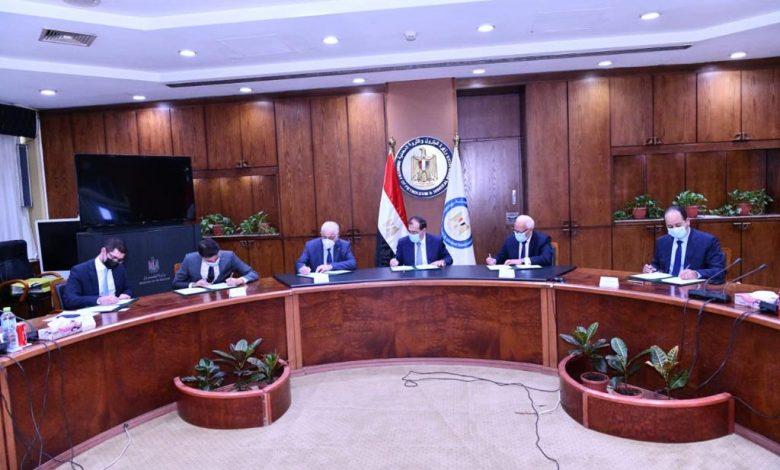 تفاصيل اتفاقية البترول والتعليم لتنفيذ مشروعات تعليم فنى جديدة ببور سعيد