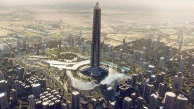 Photo of مصر: الانتهاء من من كامل الأعمال الخرسانية لأكبر برج في إفريقيا