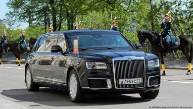 Photo of سيارة الرئاسة الروسية تجذب الأنظار في جنيف