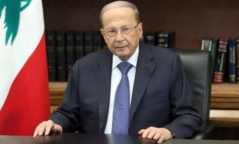 الرئيس اللبناني يلتقي بمسئولٍ في البنك الدولي