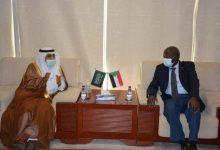 Photo of وزير الطاقة والنفط السوداني يستقبل سفير المملكة