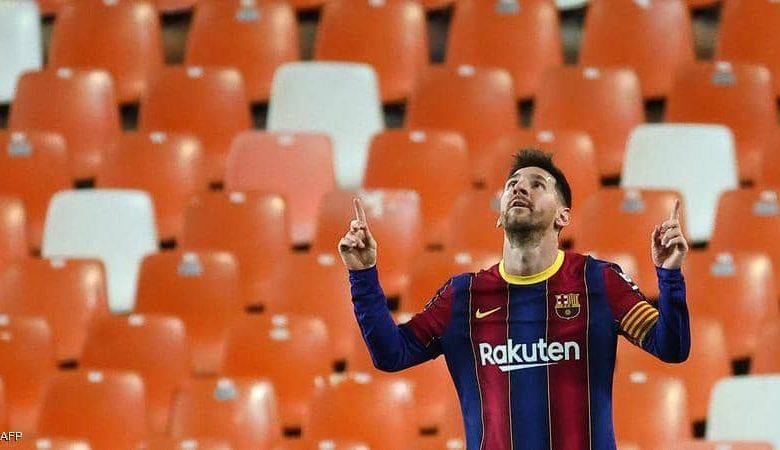 صحيفة أسبانية: ميسي الأقرب لنيل جائزة الكرة الذهبية