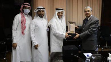 """Photo of وزير الكهرباء يلتقي وفد """"الفنار السعودية"""" لبحث التعاون المشترك"""