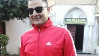 Photo of لاعب مصري يلقى حتفه أثناء مباراة تأبين صديقه
