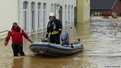 Photo of الفيضانات تكبل شبكة سكك حديد ألمانيا خسائر بـ 1.3 مليار يورو