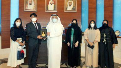 Photo of الإمارات تبحث التعاون الاقتصادي مع كوريا الجنوبية