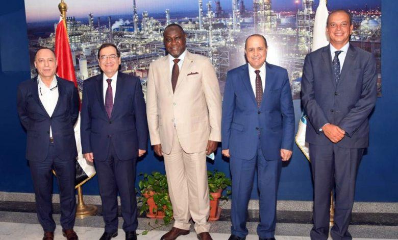 تعاون بين مصر ومؤسسة التمويل الأفريقية لتنفيذ عدة مشروعات بترولية