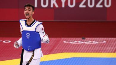 Photo of تعرف على أول عربي يحصل على ميدالية في أوليمبياد طوكيو