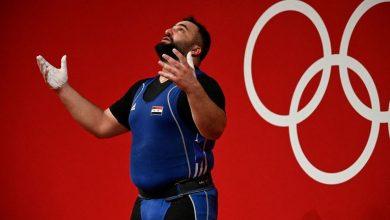 Photo of رباع سوري يهدي بلاده أول ميدالية منذ 2004