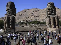"""""""السياحة المصرية"""" تنشر فيديو عن الأقصر،"""