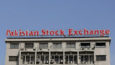 Photo of الأسهم الباكستانية تغلق على تراجع