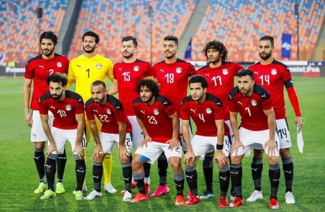 منتخب مصر يستعد للقاء ليبيريا الودي