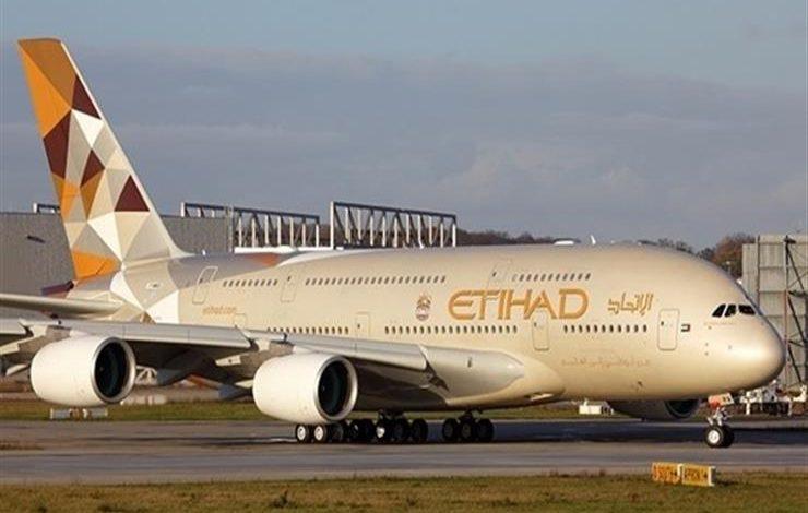 الاتحاد الإماراتية للطيران تزيد رحلاتها إلى سيشل