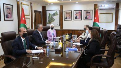 Photo of وزير التخطيط الأردني يلتقي بالأمين العام المساعد للأمم المتحدة