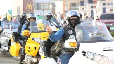 Photo of انطلاق رالي التحدي من القاهرة إلى مكة المكرمة