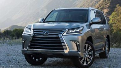 "Photo of ""لكزس"" تكشف عن سيارتها الجديدة ""LX"" بالسعودية والإمارات"