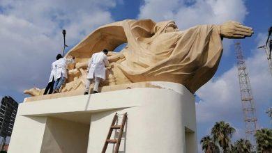 Photo of ضمت 80 تمثال..اطلاق المرحلة الثانية لتنظيف تماثيل الميادين المصرية