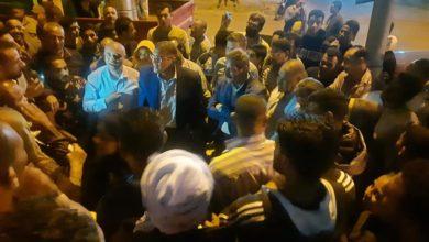 Photo of مصر: تسكين الأسر المتضررة من انهيار إحدى العمارات بمدينة 6 أكتوبر