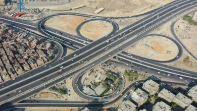 Photo of بالصور..الانتهاء من غالبية أعمال التطوير الشامل للطريق الدائري بالقاهرة الكبرى