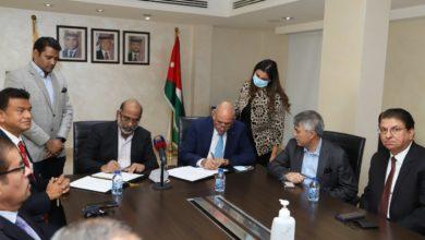 Photo of الأردن: إنشاء مصنع لإنتاج فلوريد الألمونيوم بتكلفة 30 مليون دولار